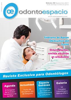 Revista odontoespacio - Volumen 1 - Número 2