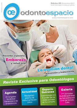 Revista odontoespacio - Volumen 1 - Número 3