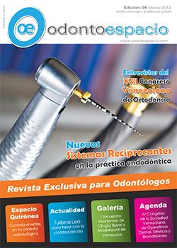 Revista odontoespacio - Volumen 2 - Número 1