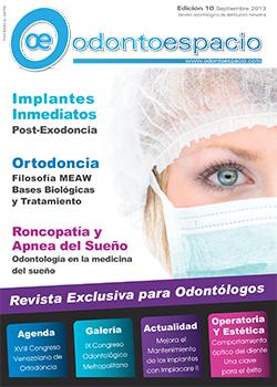 Revista odontoespacio - Volumen 3 - Número 3