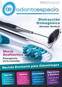 Revista odontoespacio - Volumen 3 - Número 4