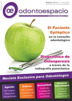 Revista odontoespacio - Volumen 4 - Número 1