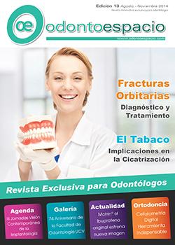 Revista odontoespacio - Volumen 4 - Número 2