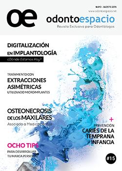 Revista odontoespacio - Volumen 5 - Número 2