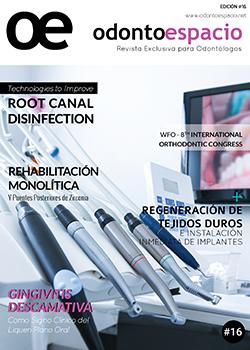 Revista odontoespacio - Volumen 5 - Número 3