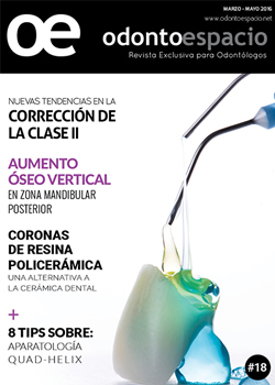Revista odontoespacio - Volumen 6 - Número 1