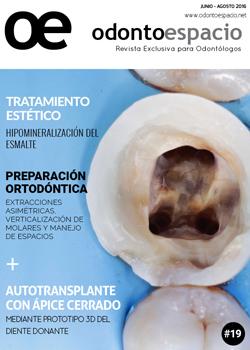 Revista odontoespacio - Volumen 6 - Número 2