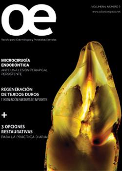 Revista odontoespacio - Volumen 6 - Número 3