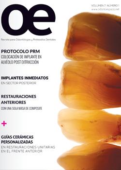 Revista odontoespacio - Volumen 7 - Número 1